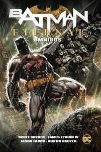 [Batman Eternal: Omnibus (Hardcover) (Product Image)]