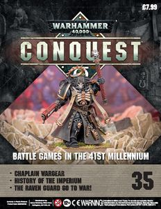 [Warhammer 40K: Conquest: Figurine Collection #35 (Product Image)]