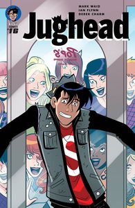 [Jughead #16 (Cover A Derek Charm) (Product Image)]