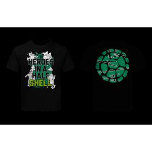 [Teenage Mutant Ninja Turtles: Children's T-Shirt: Half Shell Quote (Product Image)]