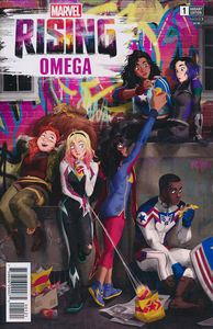 [Marvel Rising: Omega #1 (Chen Variant) (Product Image)]