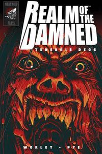 [Realm Of The Damned: Tenebris Deos  (Hardcover - Signed Edition) (Product Image)]