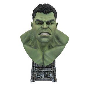 [Thor: Ragnarok: Legends In 3D Bust: Hulk (Product Image)]