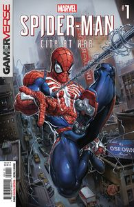 [Spider-Man: City At War #1 (Product Image)]