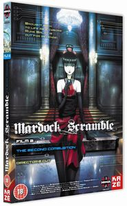 [Mardock Scramble: Second Combustion (Product Image)]