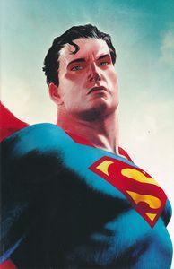 [Superman #1 (Forbidden Planet Middleton Virgin Variant) (Product Image)]