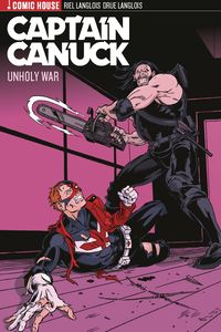[Captain Canuck Archives: Unholy War (Product Image)]