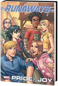[Runaways: Pride & Joy: Marvel Select (Hardcover) (Product Image)]