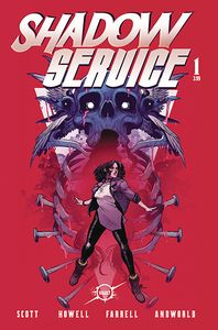 [Shadow Service #1 (Cover A Howell & Farrell) (Product Image)]