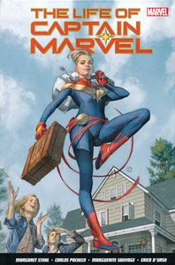 [The Life Of Captain Marvel (UK Edition Hardcover) (Product Image)]