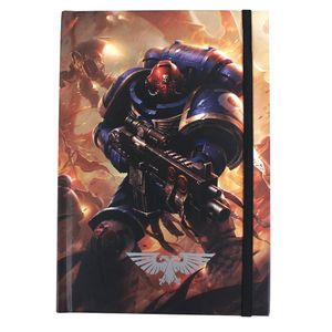 [Warhammer 40K: A5 Notebook: Battle (Product Image)]