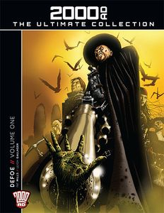 [2000AD Ultimate Collection: Volume 98 (Product Image)]