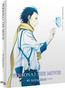 [Persona 3: Movie 3 (Collector's Edition Blu-Ray/DVD) (Product Image)]