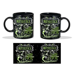 [Beetlejuice: Mug: It's Show Time! (Product Image)]