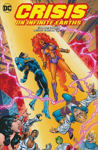[Crisis On Infinite Earths: Companion: Volume 2 (Hardcover) (Product Image)]