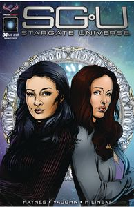 [Stargate Universe: Back To Destiny #4 (Main Larocque Cover) (Product Image)]