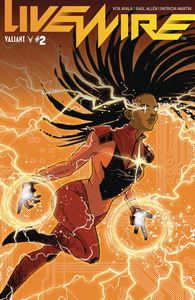 [Livewire #2 (Cover B Hutchison) (Product Image)]