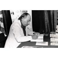 [J G Ballard signing Empire of the Sun (Product Image)]