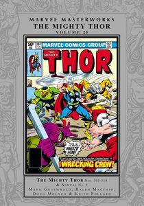 [Marvel Masterworks: Mighty Thor: Volume 20 (Hardcover) (Product Image)]