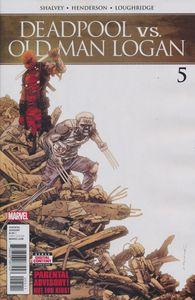 [Deadpool Vs Old Man Logan #5 (Product Image)]