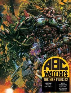 [2000AD: A.B.C. Warriors: Mek Files: Volume 2 (Hardcover) (Product Image)]