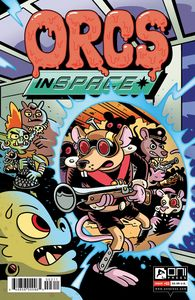 [Orcs In Space #3 (Cover A Vigneault) (Product Image)]