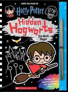 [Harry Potter: Hidden Hogwarts: Scratch Magic (Product Image)]