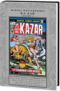 [Marvel Masterworks: Ka-Zar: Volume 2 (Hardcover) (Product Image)]