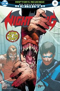 [Nightwing #33 (Product Image)]