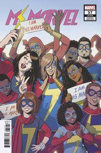 [Ms Marvel #37 (Mckelvie Variant) (Product Image)]