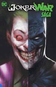 [Joker: War Saga (Hardcover) (Product Image)]