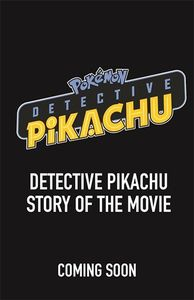 [Detective Pikachu: Story Of The Movie (Product Image)]