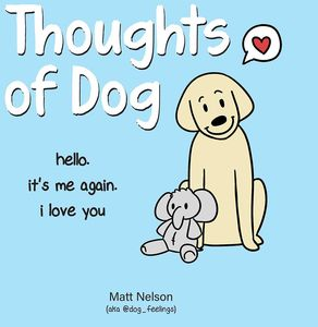 [Thoughts Of Dog (Hardcover) (Product Image)]