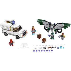 [LEGO: Marvel Superheroes: Spider-Man Homecoming: Beware The Vulture (Product Image)]