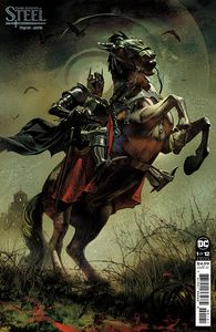 [Dark Knights Of Steel #1 (Joshua Middleton Cardstock Variant) (Product Image)]