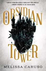 [The Obsidian Tower (Product Image)]