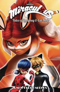 [Miraculous: Tales Of Ladybug & Cat Noir: Season 2: A New Hero Emerges (Product Image)]