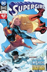 [Supergirl #19 (Product Image)]