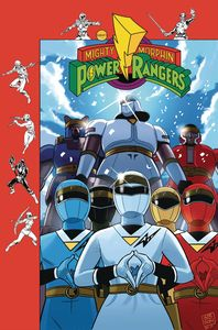 [Mighty Morphin Power Rangers #26 (Subscription Gibson Variant) (Product Image)]