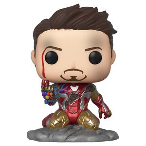 [Avengers: Endgame: PX Pop! Vinyl Figure: I Am Iron Man (Glow In The Dark) (Product Image)]