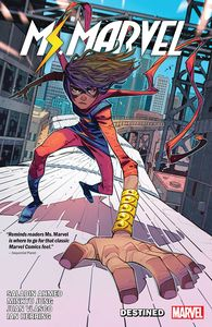 [Ms Marvel: By Saladin Ahmed: Volume 1 (Product Image)]