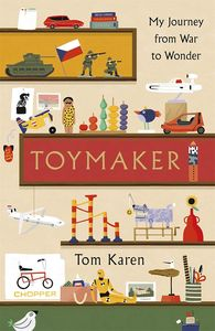 [The Toymaker: A Life Of Art, Wonder & Invention (Hardcover) (Product Image)]