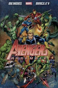 [Avengers Assemble: By Brian Michael Bendis (Hardcover) (Product Image)]