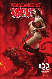 [Vengeance Of Vampirella #22 (Cover A Parrillo) (Product Image)]
