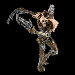 [Warhammer 40K: Action Figure: Necron Flayed One (Product Image)]