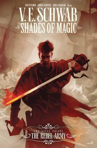[The cover for Shades Of Magic: Rebel Army #2]