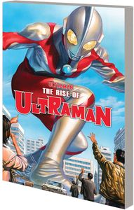 [Ultraman: Volume 1: Rise Of Ultraman (Product Image)]