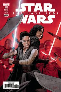 [Star Wars: The Last Jedi: Adaptation #5 (Product Image)]