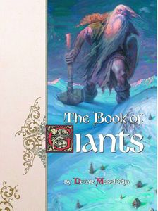[Book Of Giants: An Illustrated Fantasy (Hardcover) (Product Image)]