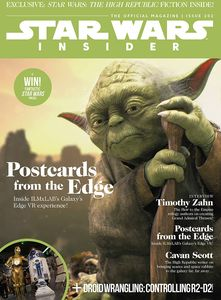 [Star Wars Insider #202 (Newsstand Edition) (Product Image)]